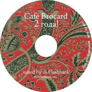 Birthday Cafe Brocard