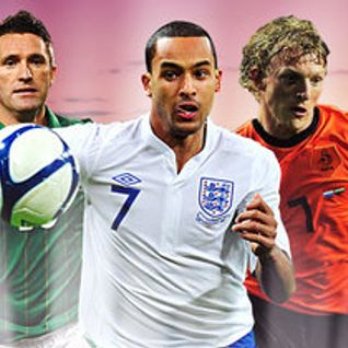 Euro 2012 Podcast, 2 July 2012