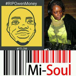Marcia's MiXedBag Xtra |cover Soul Feeder: Tony Tomlin | 27-03-16 | Mi-Soul radio