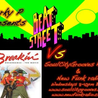 Episode 94 Marky P Presents Hip Hoppin Non Stoppin beat Street Vs Breakin 16th Jan 2013