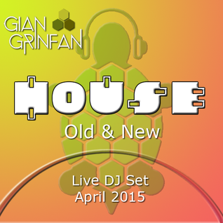 House Old & New Live DJ Set April 2015