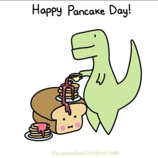 Dinosaur Pancake Mix