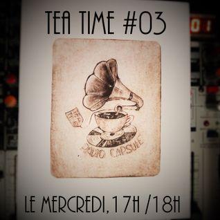 TeaTime - Avec Léonard #03