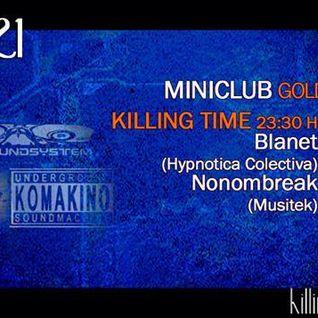 Phone @ Killing Club  V 21 (26.6.15)