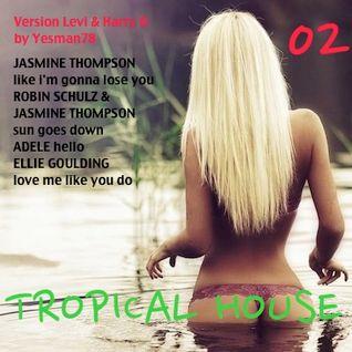 TROPICAL HOUSE 02 (Jasmine Thompson, Robin Schulz, Adele, Ellie Goulding, Levi)