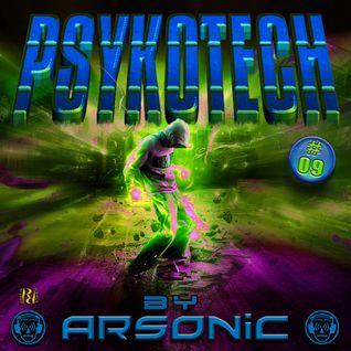 ► PSYKOTECH Vol.9 ► mix by ARSONIC
