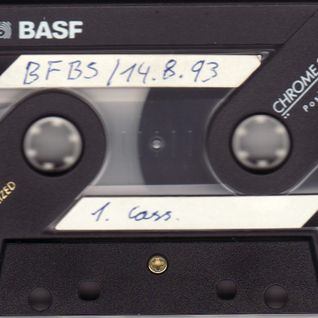 Steve Mason BFBS London Experience 14-8-1993