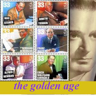 SOUNDTRACKS #48 (18 Apr 2013) Miklos Rozsa and the Golden Age