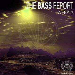The BASS Report - Week 2 - Hosted & Mixed by RUN DMT