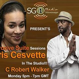 Groove Suite Sessions IV 20-10-14 with C Robert Walker