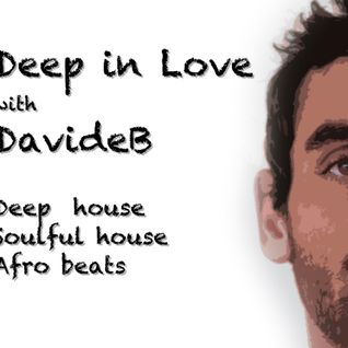 Deep in Love live session 4 on Pressure Radio
