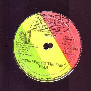 The Way Of The Dub Vol.5