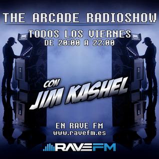 The Arcade Radioshow #102 (12-08-2016) www.ravefm.es
