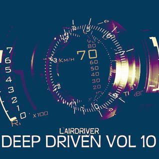 DEEP TECHNO MIX - SEPTEMBER 2015 - DESIGNATED DRIVER 10 (END OF THE ROAD)
