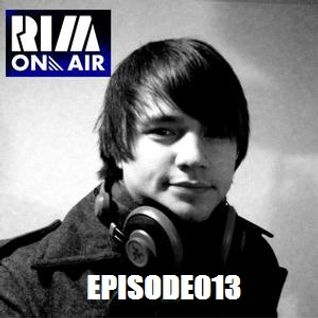 Rim ON AIR - EPISODE013 feat. DJ MAXIMAL