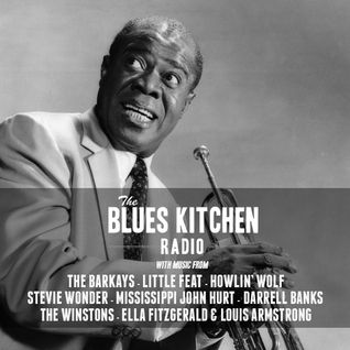 THE BLUES KITCHEN RADIO: 23 JUNE 2014
