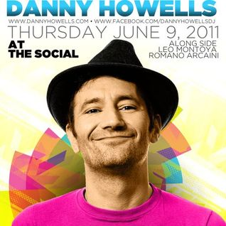Danny Howells - Live at The Social, Orlando (09-06-2011)