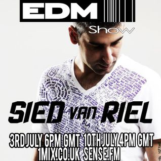 051 The EDM Show with Alan Banks & guest Sied van Riel