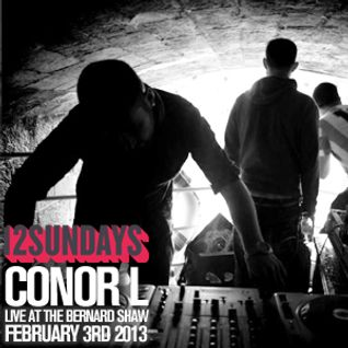 Conor L - Live at 12Sundays, 3rd February 2013