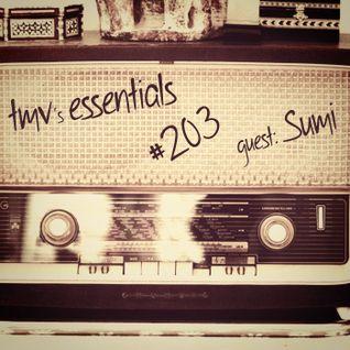 TMV's Essentials - Episode 203 (2012-12-03)