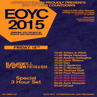 007 Thomas Datt - EOYC 2015 on AH.FM 18-12-2015