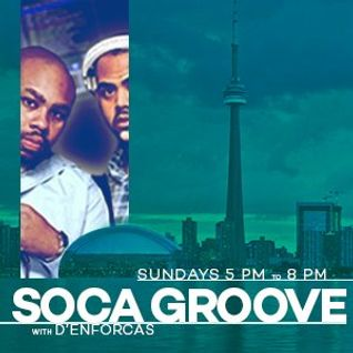 The Soca Groove - Sunday June 7 2015