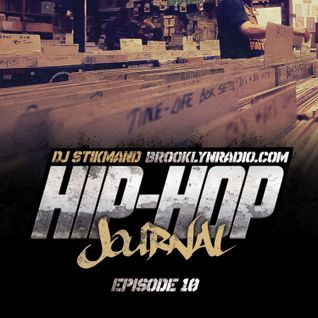 Hip Hop Journal Episode 10