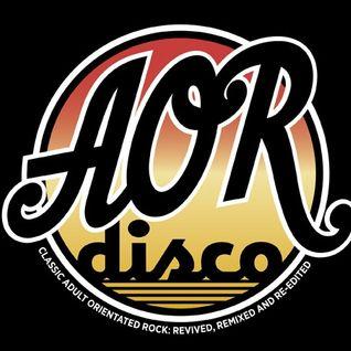 Tito Sid - AOR DISCO REDUX (AOR DISCO EXCLUSIVE #42 )