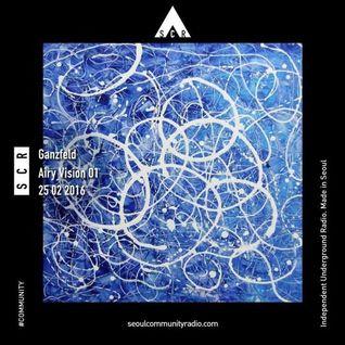 Airy Vision 001 - Ganzfeld