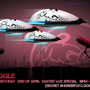 Eddie Richards - Live @ Wiggle's 17th Birthday - 23.04.11