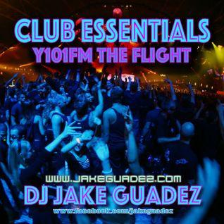 Y101FM The Flight Club Essentials Electro Set 4.9.16