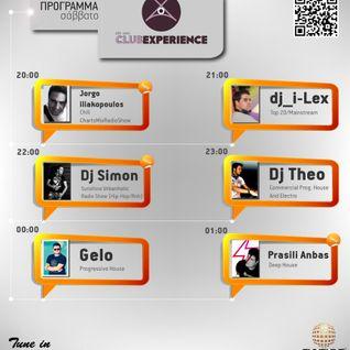 Sunshine Web Radio // Dj Theo // Dj Set Part1 // 2013 Club Experience