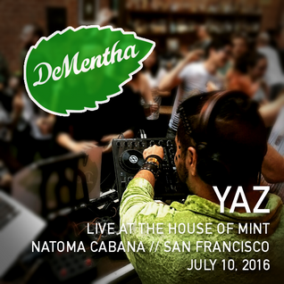 Yaz // Live at the House of Mint // Natoma Cabana SF