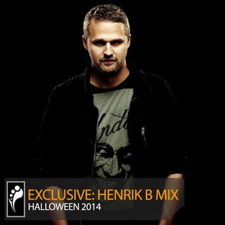 "Henrik B ""Halloween Mix"""