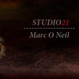 Marc O Neil - WEB-TV Show | STUDIO21 live sonus.fm 14 Okt 2016