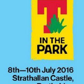 Annie Mac - Live @ T In The Park (UK) - 08.07.2016