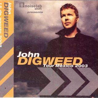 John Digweed - Live at Zipango, Distrito Federal, Mexico City (15-08-2003)
