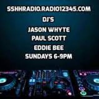 Sshradio 19th April 2015 Minimal Jason Whyte