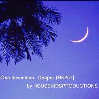 One Seventeen - Deeper (HKP51)