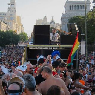 GAYLAXY - Madrid Gay Pride Parade 2012