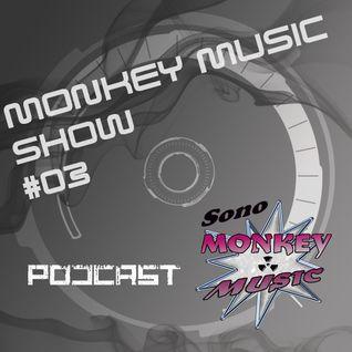 Monkey Music Show #03 | Podcast