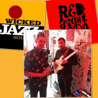 Wicked Jazz Sounds #101 @ Red Light Radio 20160310
