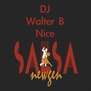 EL SALSERO MAYOR DJ WALTER B NICE PRESENTA UNA MEZCLA ESPECIALMENTE PARA LOS BAILADORES!