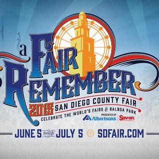 Galaxy Moonbeam Night Site - Show 170: Visiting the 2015 San Diego County Fair, Part 1