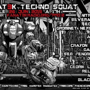 Live @ Fanat3k Tekno Squat by ANARKYA