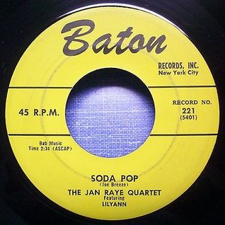 """Doo Wop at the Soda Shop"" - 50s/60s pop, Doo Wop and teen beat from Jumpin' Hot"