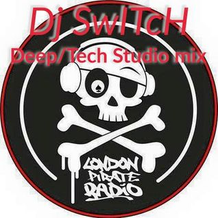Dj SwITcH Deep/Tech House studio mix March 2016