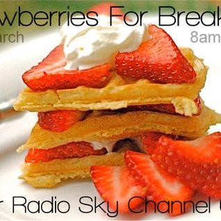 Strawberry Breakfast 25th March 2016