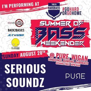 This Is Hard Bass Set (Summer Of Bass Pt 2)- Serious Soundz AKA Mr & Mrs Soundz