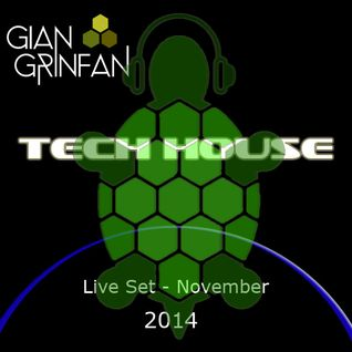 Tech House Live Set November 2014